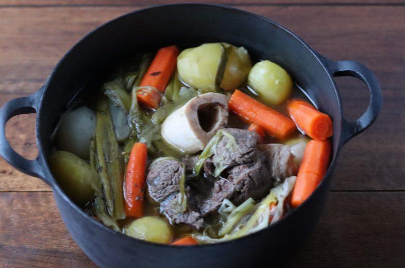 """French beef stew """"Pot au feu"""" (AIP, paleo, whole30)"""