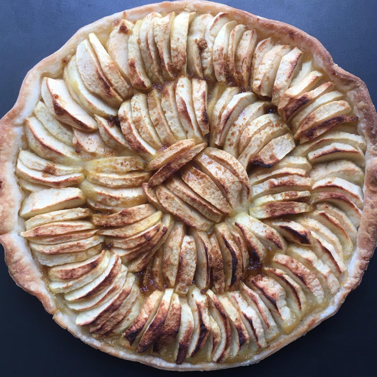 French apple pie (Coconut free, AIP, paleo, vegan)