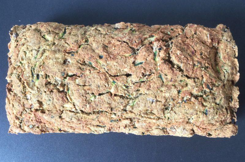 Zucchini and tuna bread (Coconut free, AIP, paleo)