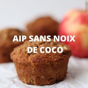 AIP sans noix de coco