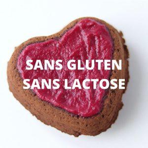 Sans gluten sans lactose